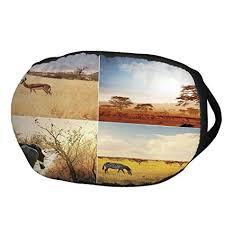 <b>Fashion Cotton</b> Antidust Face Mouth Mask, Safari Decor, African ...