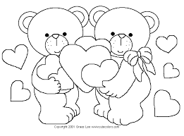 Disegni Per Bambini Da Stampare E Colorare Orsacchiotti By