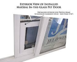 glass exterior door with pet door. in-the-glass pet door installation glass exterior with
