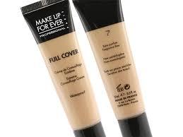 1makeup for ever full coverage concealer