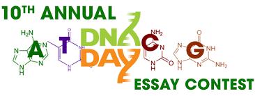 dna day ashg 10th annual dna day essay contest