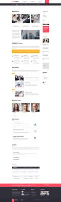 consult solution business finance corporate wordpress theme 08 about all in one jpg
