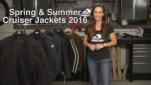 favorite cruiser jackets for spring and summer 2016 motorcycle super