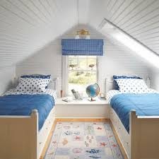 small attic bedroom furniture ideas twin beds blue white attic bedroom furniture