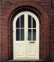 arched front doorWooden doors  Gate Expectations by Inwood Cymru Ltd