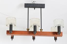 mid century modern chandelier by carl erlund for orrefors 1950s