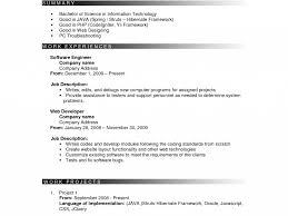 Download Sample Effective Resume Haadyaooverbayresort Com