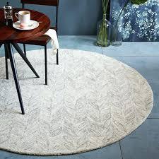 west elm area rugs vines wool rug round west elm west elm round rugs