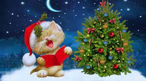 Christmas Carols Ultra HD Desktop ...