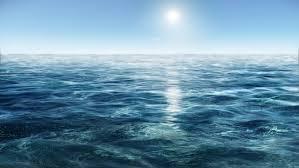 beautiful ocean waves water stock