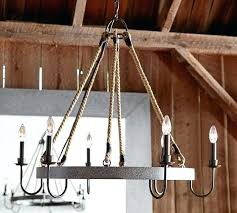 heavy chandelier hanging hardware new wine barrel how to hang a on sloped ceiling