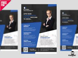 Business Flyer Template Free Download Business Flyer Template Free Psd By Free Download Psd On