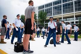 basic cadet training starts for af