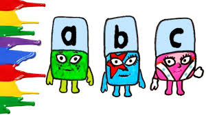Share photos and videos, send messages and get updates. Alphablocks Abc Alphablocks Drawing And Coloring Alphablocks Coloring Youtube