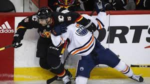 2020, bringing back the popular flaming horse. Calgary Flames Down Edmonton Oilers 6 4 To Kick Off Nhl Season S Battle Of Alberta Everythinggp