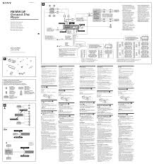 sony wiring diagram sony wiring diagrams sony xplod 52wx4 stereo wiring diagram wiring diagram and