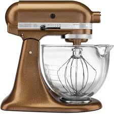 kitchenaid artisan designer 5 qt antique copper stand mixer