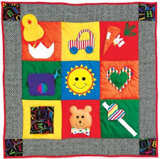 Free Quilt, Craft and Sewing Patterns: Links and Tutorials *With ... & Baby's Busy Day Quilt pattern Adamdwight.com