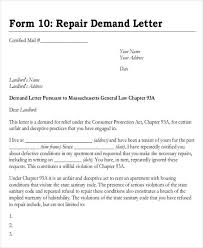 Legal Demand Letter for Payment