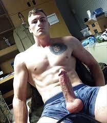 Big dick in man