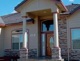 12 round porch columns