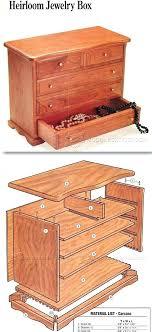 jewellery box plans wood diy wood jewelry box wooden jewelry box plans best of heirloom jewelry