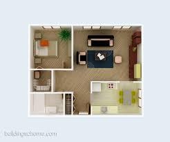 Charming Interior Design Ideas For One Bedroom Apartments Image Jmaj Single Bedroom  House Designs .
