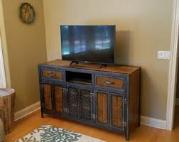 vintage and industrial furniture. The Burton Industrial Media Console Vintage Furniture #061 And