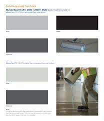 Masterseal Tc 295 Waterproofing Topcoat Charcoal Color 4 78g
