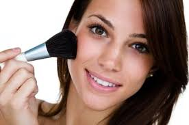 woman applying makeup source when you learn basic