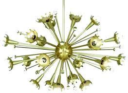 starburst sputnik chandelier starburst light chandelier antique