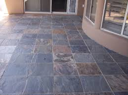 gilbert arizona home with slate patio needs cleaning and sealing from professionals