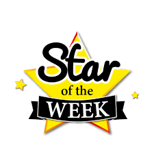 Customised Star of the Week Stickers | 35 per sheet | 37mm