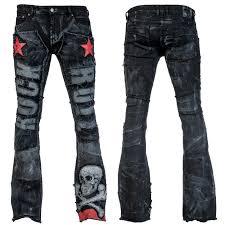 Rock N Roll Jeans Size Chart Rock N Roll Star Custom Pants
