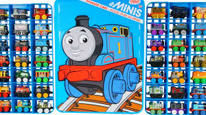 150 thomas minis storage case huge collection of trains tank engines series 3 dc comics superhero you