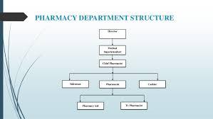 Organizational Chart Of A Drugstore Hospital Pharmacy Organizational Chart Related Keywords