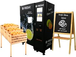 Cold Pressed Juice Vending Machine Interesting India's 48st Orange Juice Vending Machine Which Is Smart Self