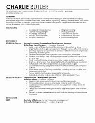 Personal Trainer Resume Skills Luxury Entry Level Objective Resume