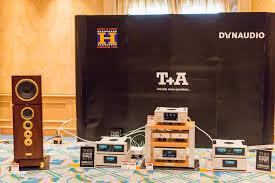 Tại triển lãm Vietnam Hi-end show vừa qua đã xuất hiện cặp loa cao cấp nhất  của hãng âm thanh Đan Mạch Dynaudio mang tên Consquence Edition, gây được  rất nhiều sự