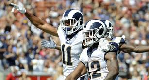 La Rams Depth Chart 2018 Three La Rams Who Made A Case To Move Up The Depth Chart On