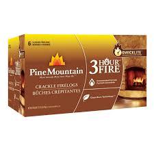 pine mountain le fire logs 41525 01321 ace hardware
