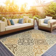 Multiple Rugs In Living Room The Conestoga Trading Co Colton Gray Indoor Outdoor Area Rug