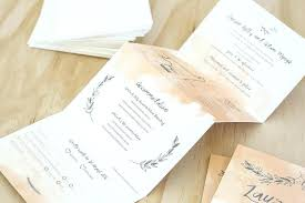 Foldable Invitation Template Folding Invitation Card Template Fold Wedding Invitation Card 4 Fold