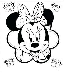 Mickey Mouse Coloring Pages Free To Print Book With Also For Co