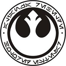 HoloRed Estelar Rebel Alliance logo - B-W version by Gardek on ...