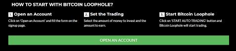 Bitcoin Loophole é confiavel?