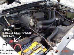 86 f150 302 efi engine not getting power fuel pump fuse or relay full size image