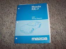 rx7 manual 1994 mazda rx 7 rx7 factory original electrical wiring diagram manual book
