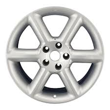 350z Lug Pattern Custom Nissan 48Z 48 48 OEM Front Wheel Rim
