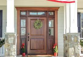 custom front doorMahogany Entry Doors by Clingerman Doors  Custom Wood Garage